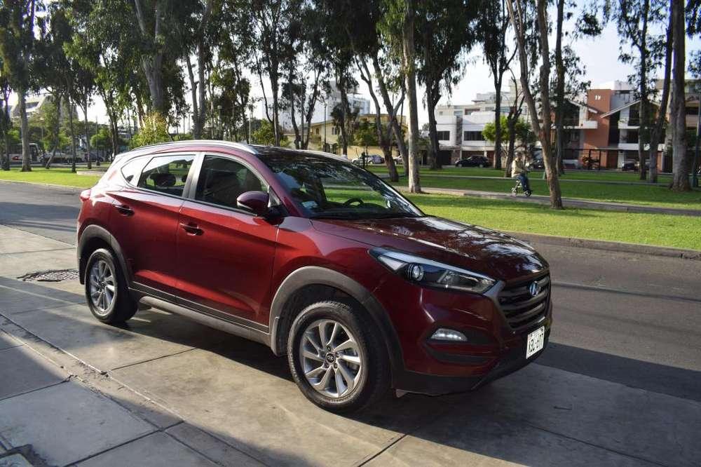 Hyundai All New Tucson 2015 - 24500 km