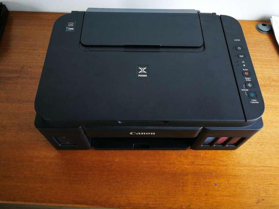 Impresora Wifi Canon Pixma 3100