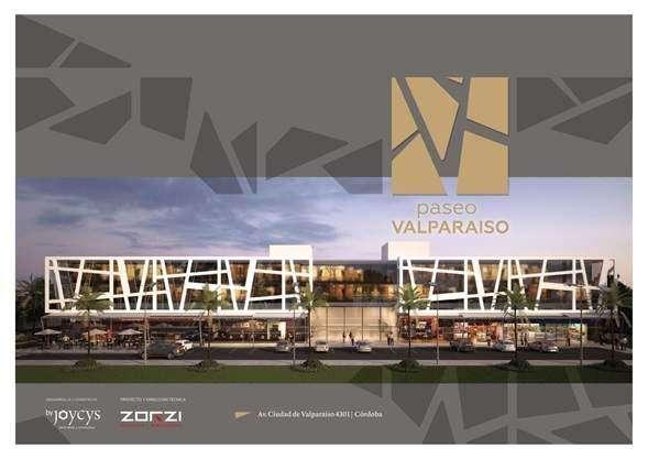PASEO DE VALPARAÍSO - LOCALES Y OFICINAS EN VENTA