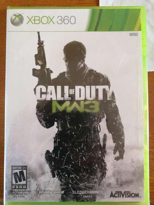 Juego Xbox 360 Nuevo