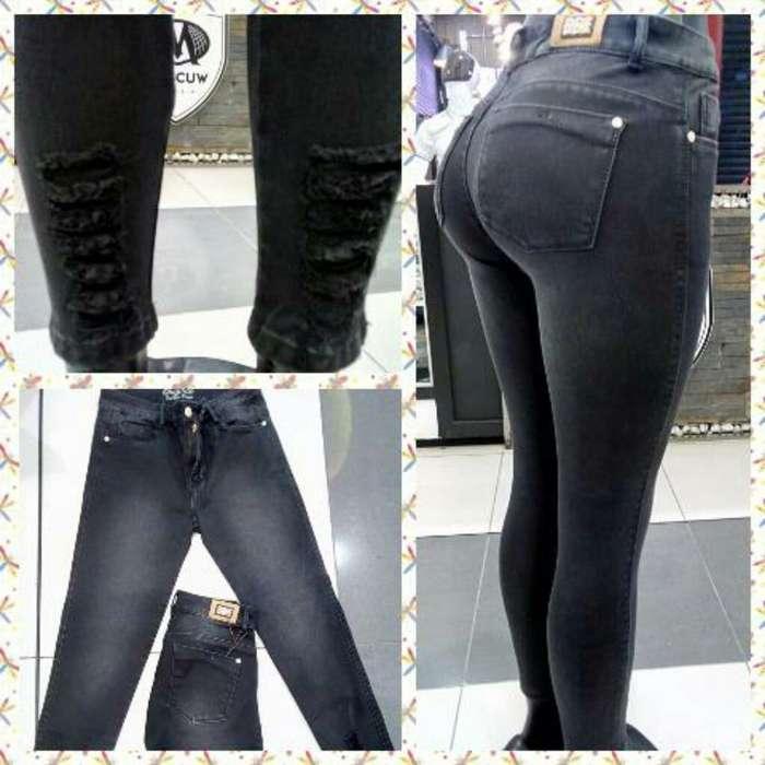 f84c7675d5 Exclusivos jeans levanta cola al mejor precio  Ropa en venta en ...