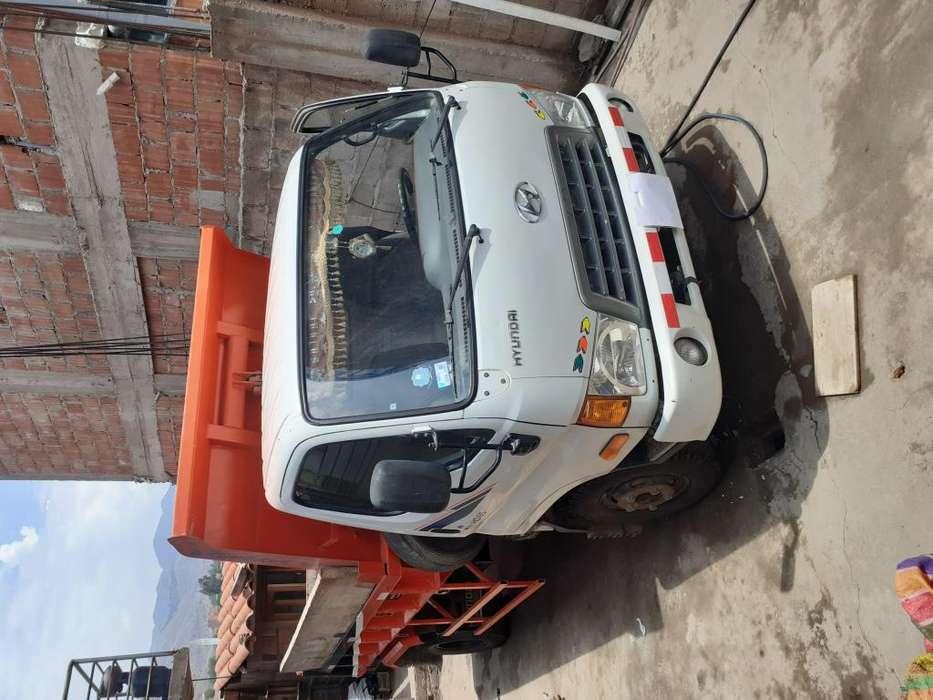 Vendo volquete Hyundai HD65