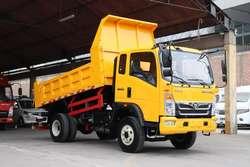 VOLQUETES SINOTRUK EN VENTA 4.5 m3 DE 116HP y 3298cc NUEVO MODELO 2019 Turbo Diesel Intercooler