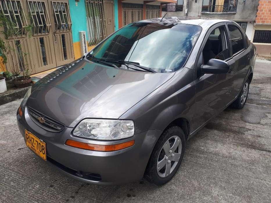 Chevrolet Aveo 2011 - 80391 km