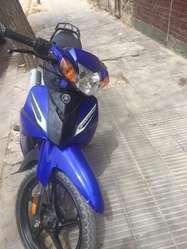 Yamaha New crypton 2015