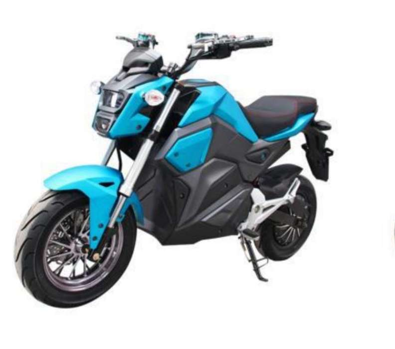 Moto 100% Electrica <strong>nueva</strong>s en 2600 Usd