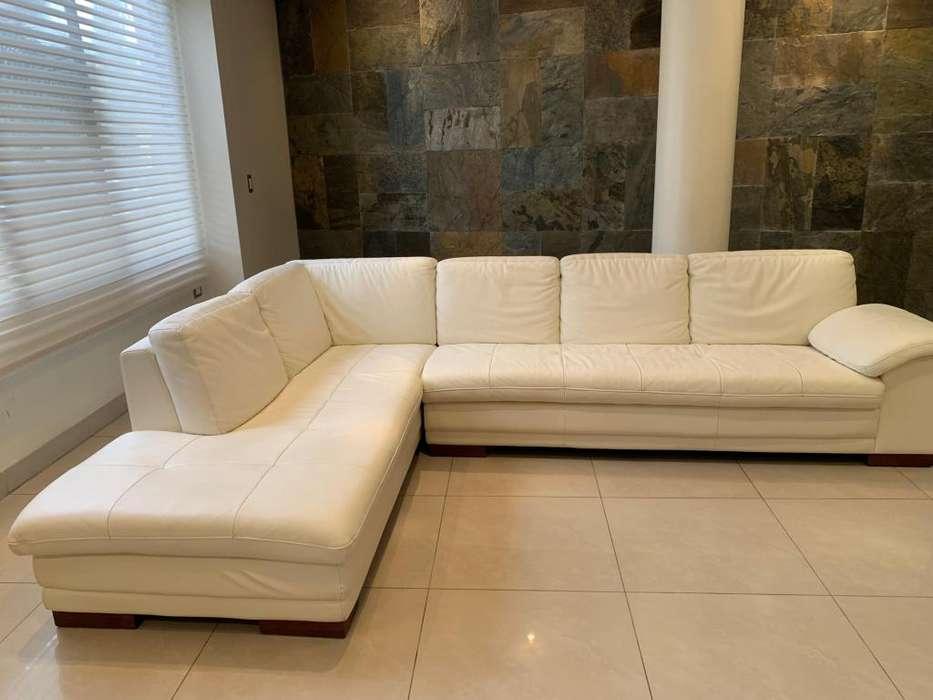 Moderno y hermoso mueble de cuero Tempo Design