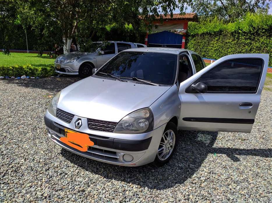 Renault Symbol 2006 - 198000 km