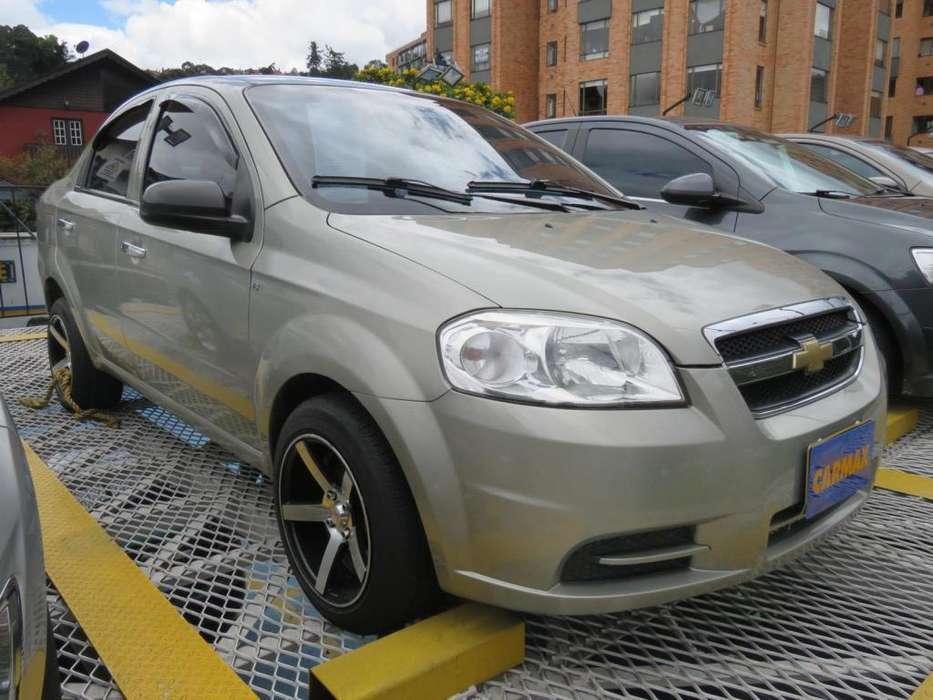 Chevrolet Aveo Emotion 2011 - 91482 km