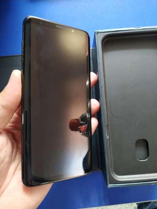Samsung S9 Plus 64gb Usado con Caja Y Ca