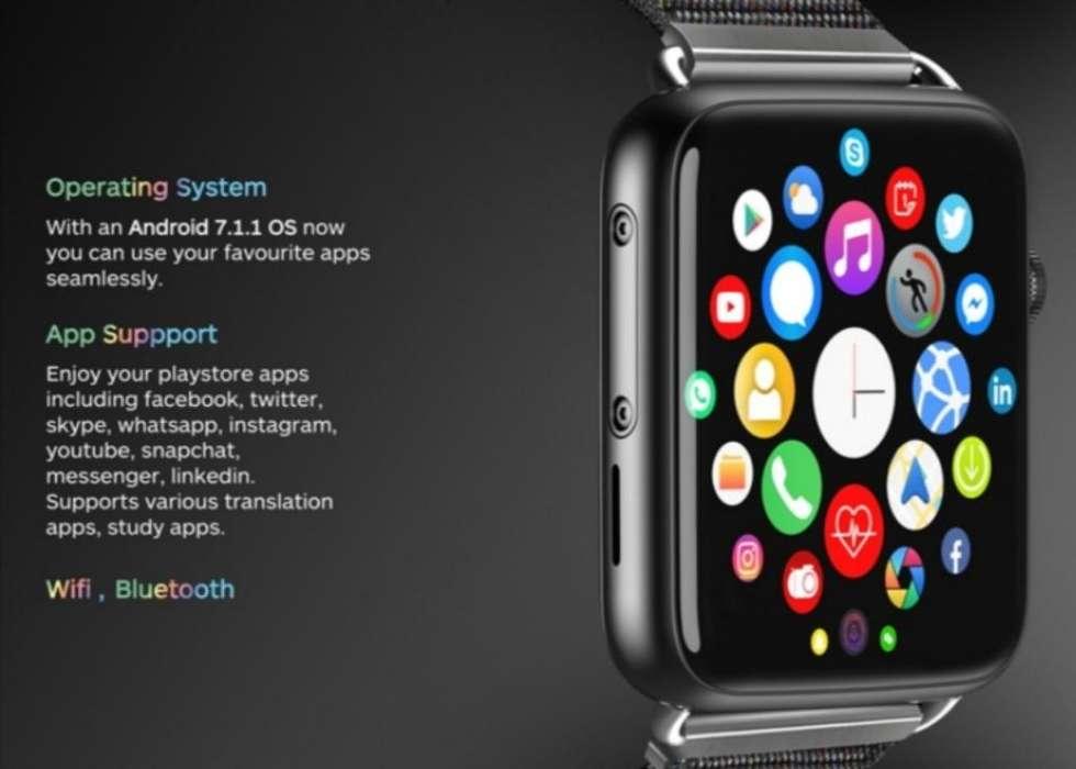 Lemfo Lem10 - Smart Watch