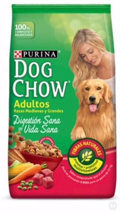 Dog Chow Adulto 22,7Kg