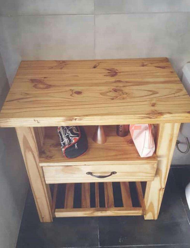 Mueble Pino Macizo 70x46x80