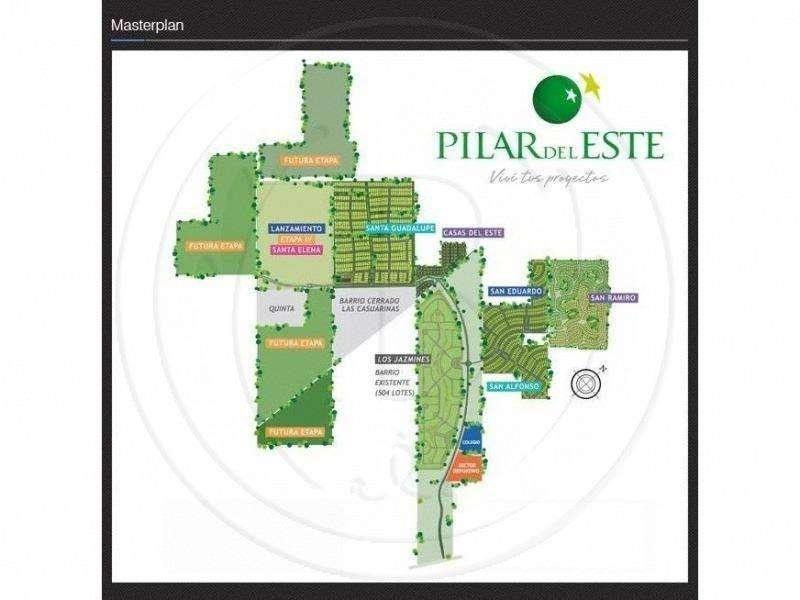 BUSTAMANTE PROP. - PILAR DEL ESTE SANTA GUADALUPE - 8949 - Barrio Cerrado - Casa - Venta