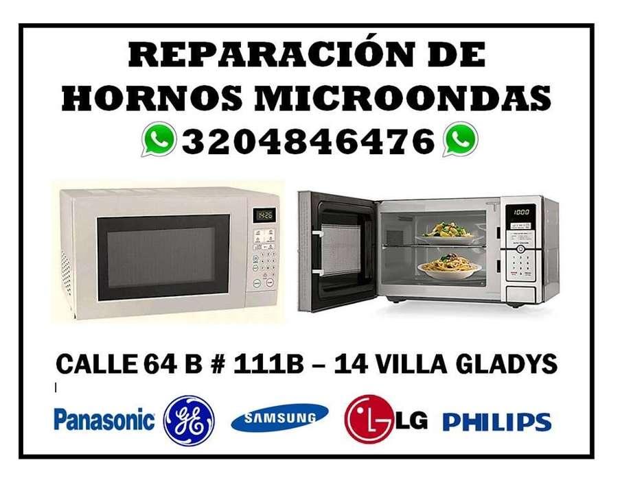 Hornos Microndas Localidad de Engativa.