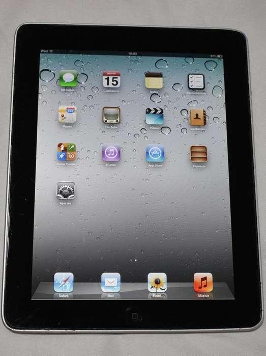 Tablet Ipad primera generacion 64gb en buen estado!