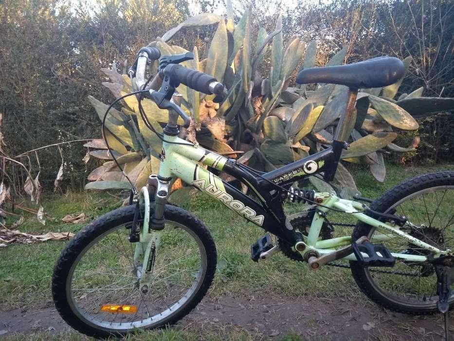 Vendo Bicicleta Mountain Bike Aurora
