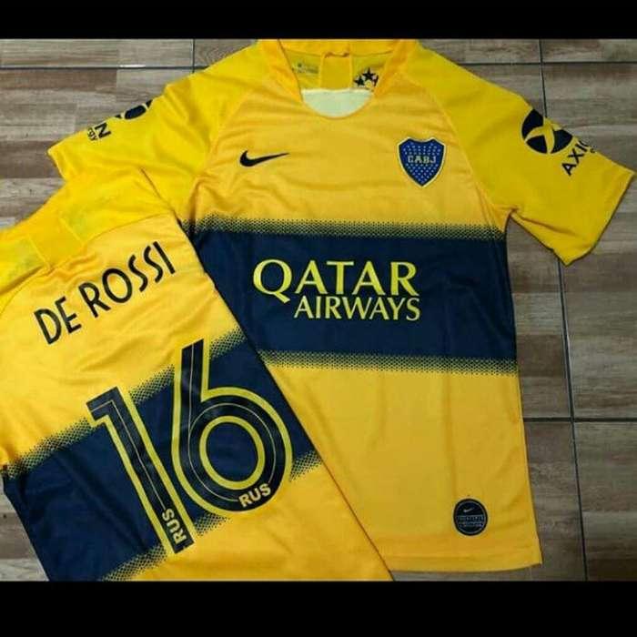 Camiseta Boca Jrs de Rossi