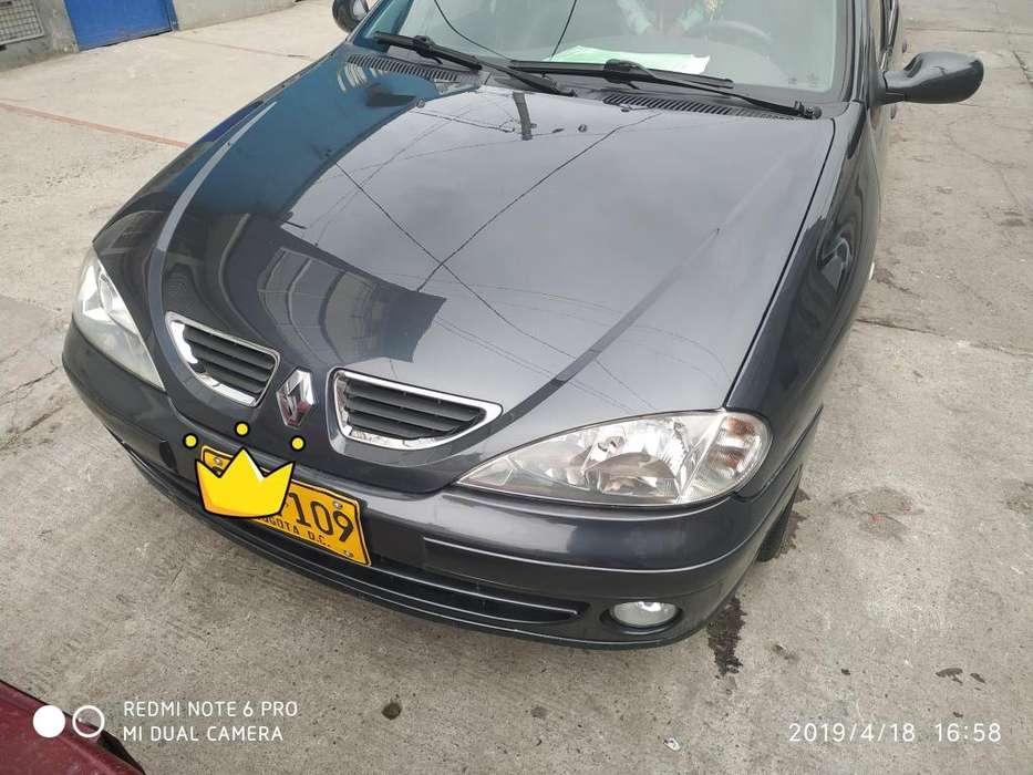 Renault Megane  2008 - 56000 km