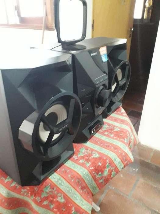 Equipo Musica Sony