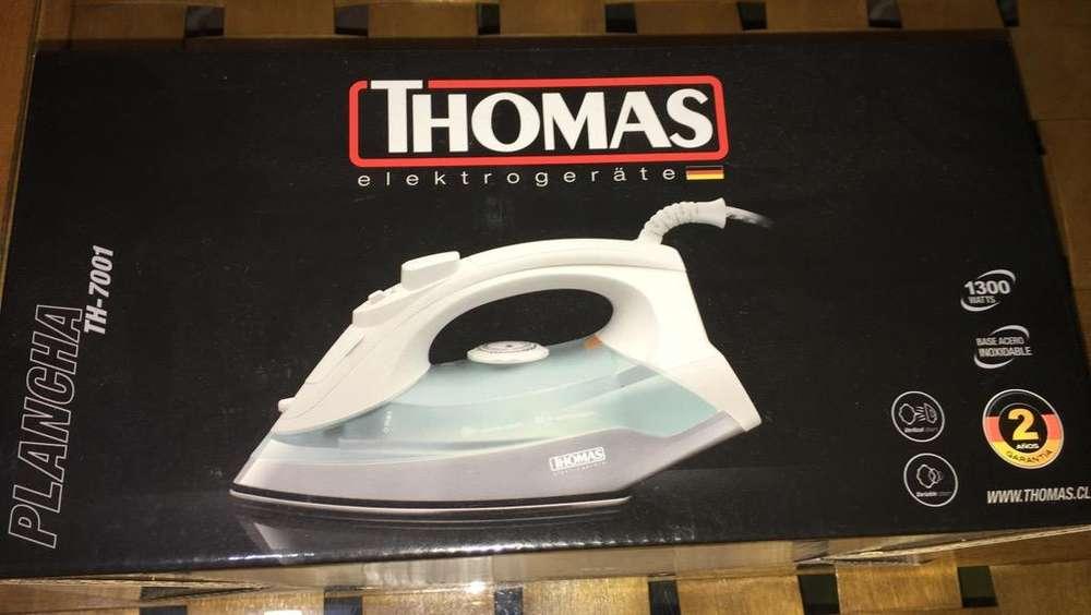 Plancha Thomas Nueva Th 7001