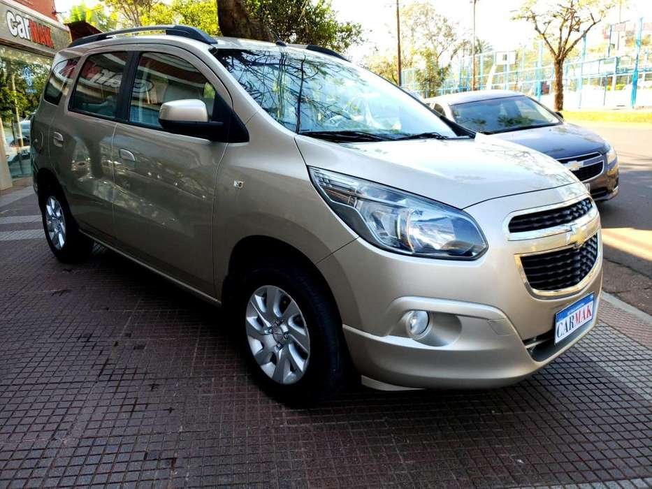 Chevrolet Spin 2013 - 81000 km