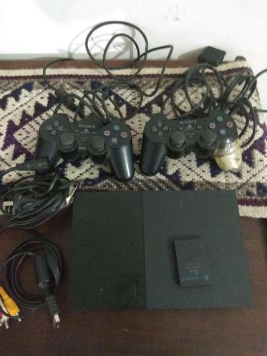 Play station 2 memory 2 jostick