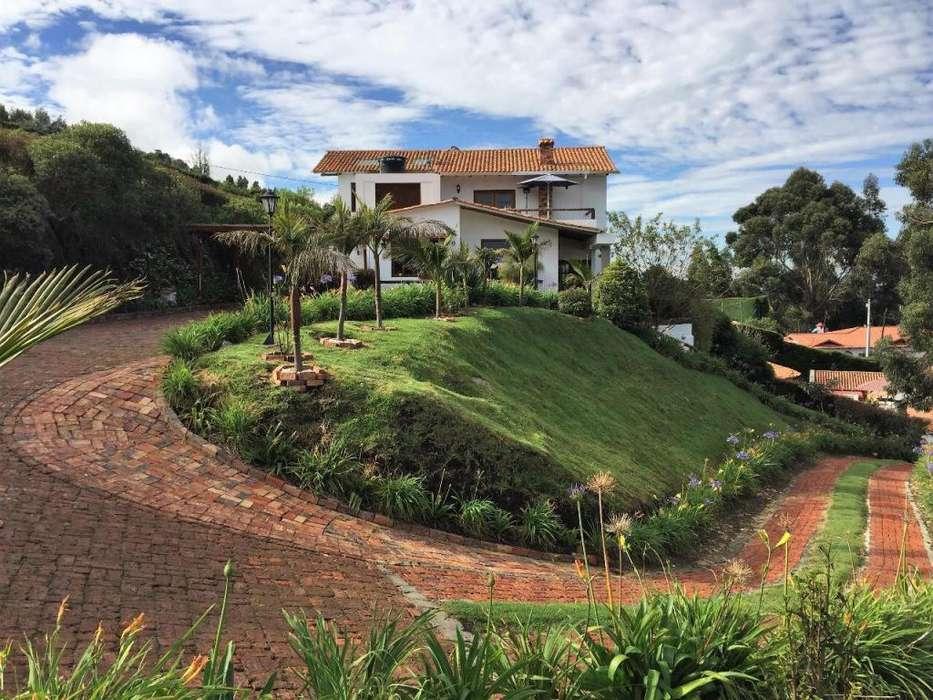 Casa en chia, yerbabuena