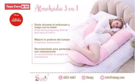 venta de almohadas sleepyn