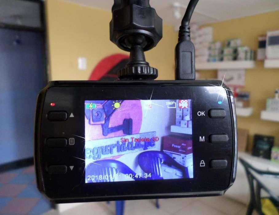 CAMARA DVR PARA AUTO FULL HD 1080P