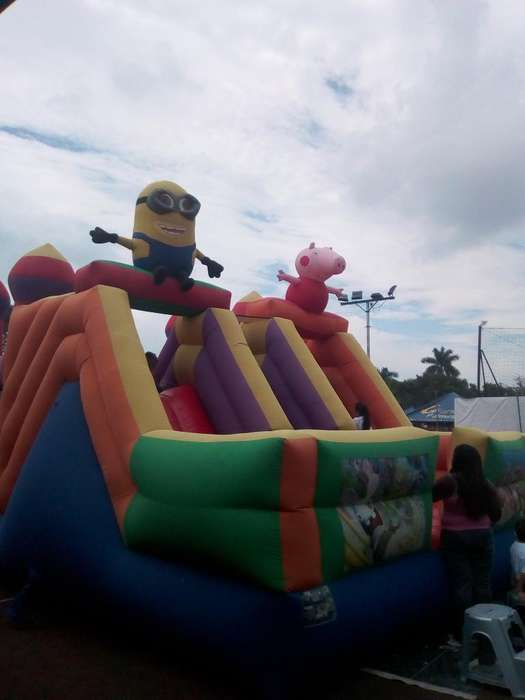Espetacular Inflable Palmira V
