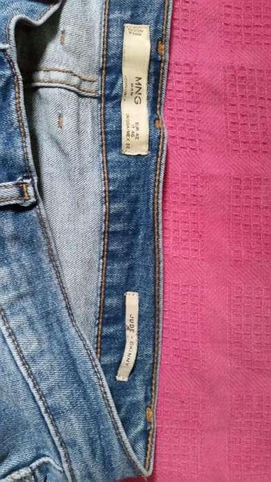 Jeans Mango Talla 32 Original
