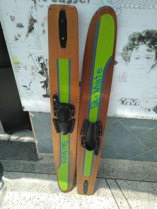 Tablas.para Ski