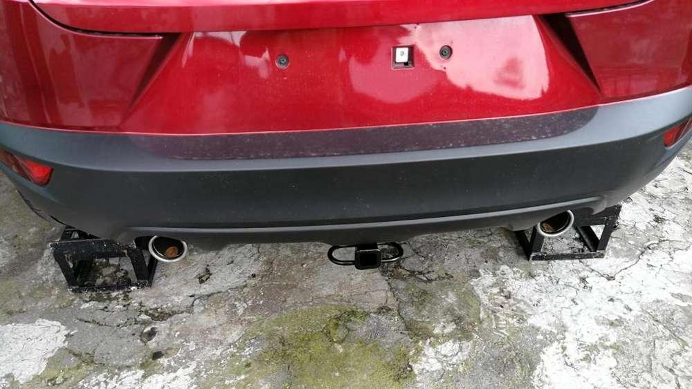 Barra de tiro - Mazda CX3
