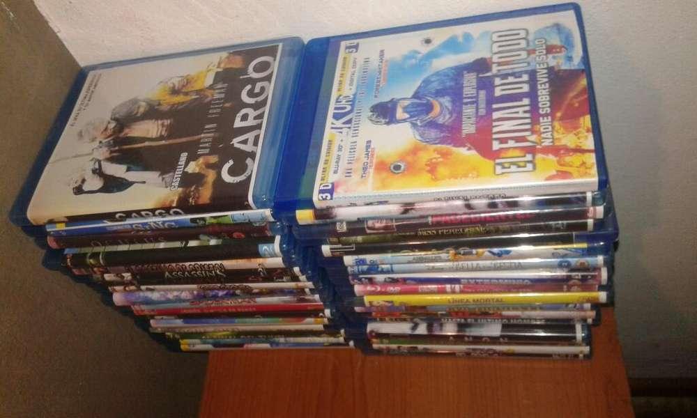 Peliculas Blu-ray