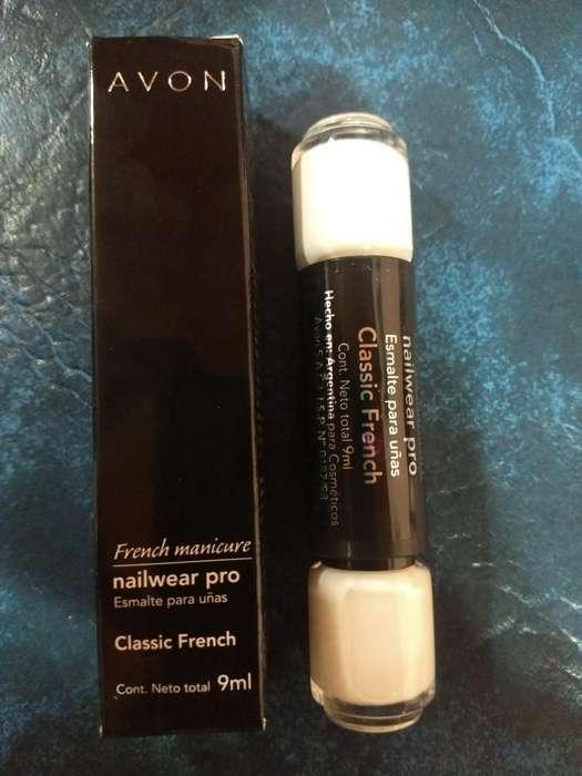 Esmalte French Manicure Francesitas