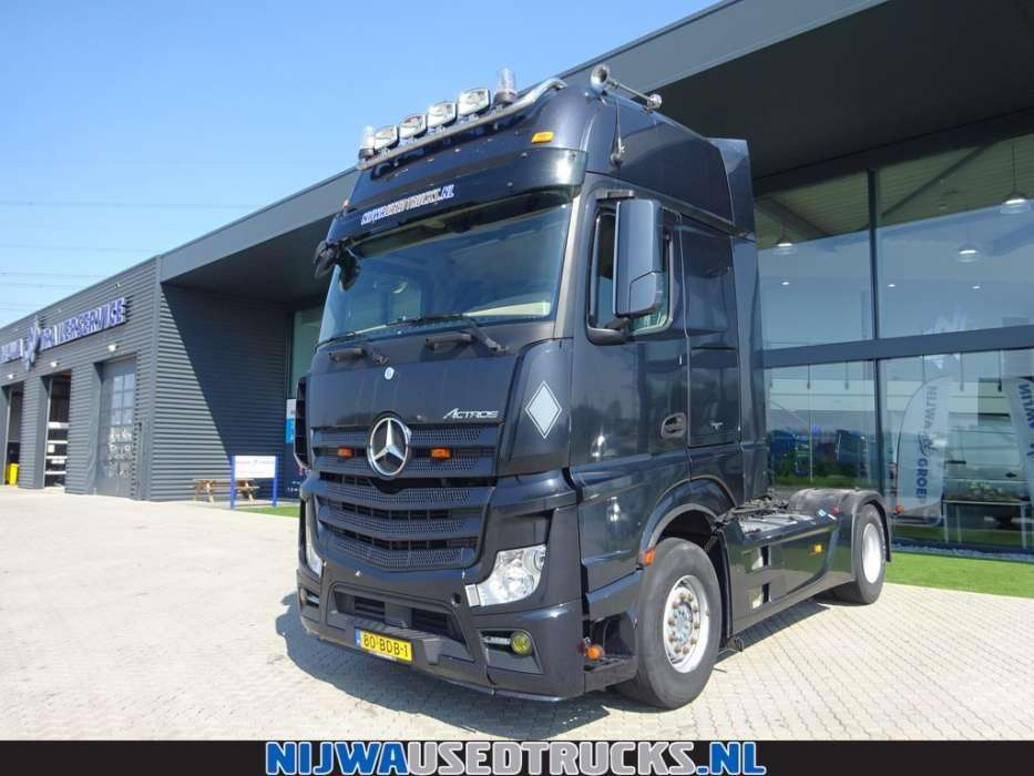 Mercedes-Benz ACTROS 1945 Hydrauliek PTO - To be Imported