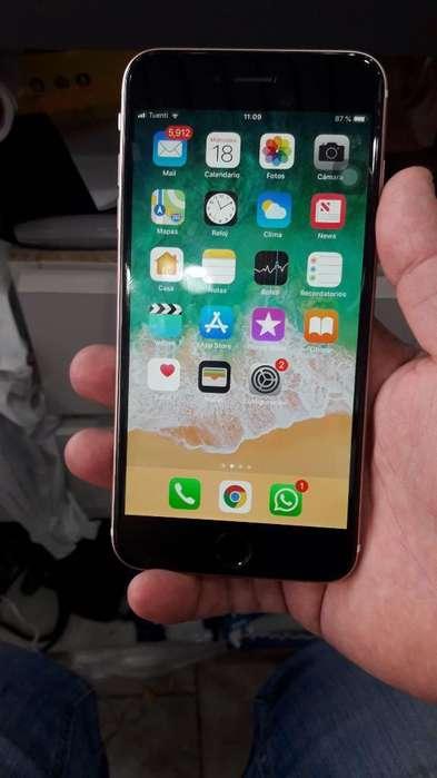 Vendo iPhone 6 Plus 64 Gb 15000 O Permu