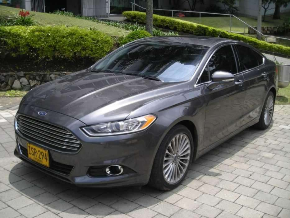 <strong>ford</strong> Fusion 2016 - 21000 km