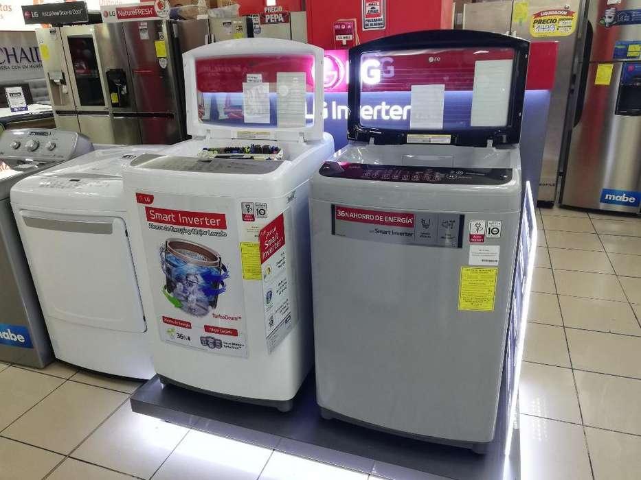 Lavadora Automática Crédito Directo Gye