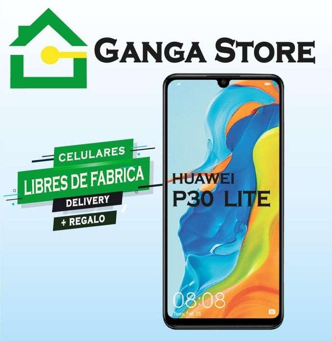 Huawei P30 Lite Garantía de Tienda