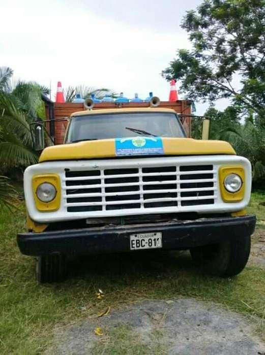 Camion Gmc Modelo C65 Cilindraj 6000