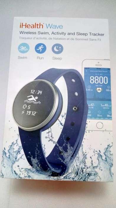 Smartwatch Ihealth Monitor Deportivo