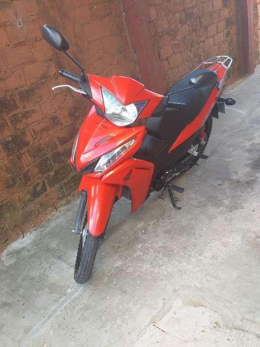 Vendo Honda New Wave S