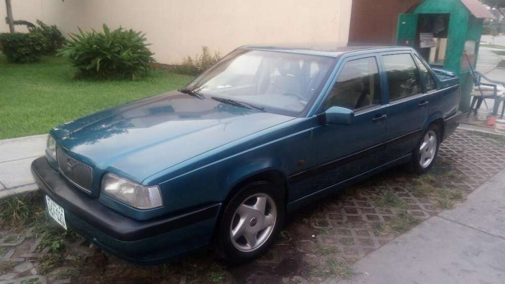<strong>volvo</strong> 850 1996 - 128000 km