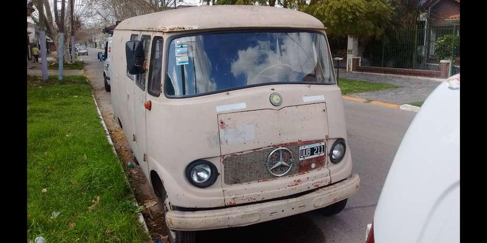 MercedesBenz furgon 1961