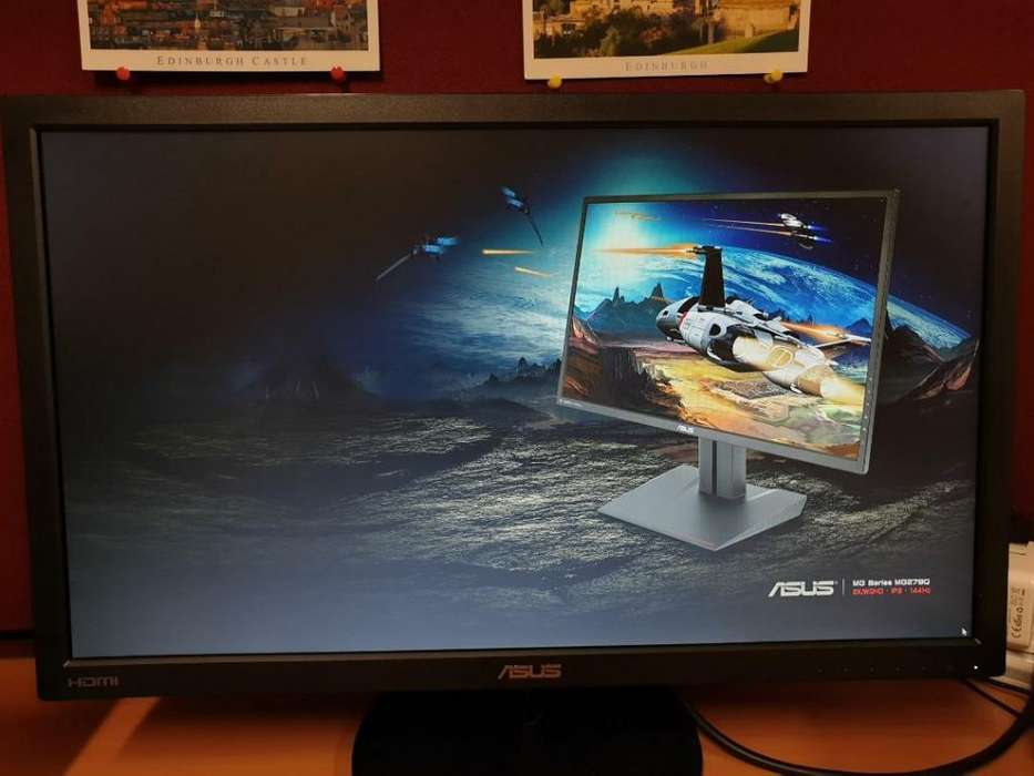 Monitor Asus Gamer Full Hd 75hz