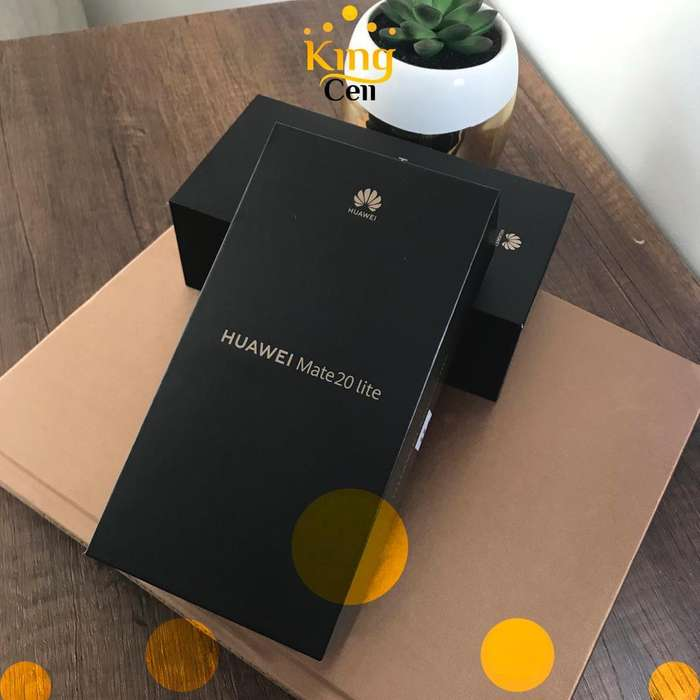Celular Huawei Mate 20 Lite Al Mejor Precio Garantizado