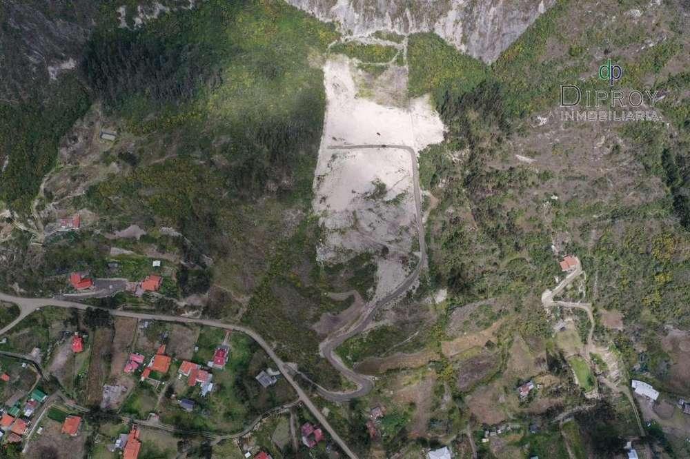 Terreno de 5.5ha, en venta, La Dolorosa, Paccha, Cuenca