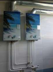 Generadores de Vapor Gas Natural propan